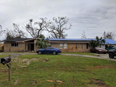 Lynn Haven Single Family Home For Sale: 4402 Cindy Lane