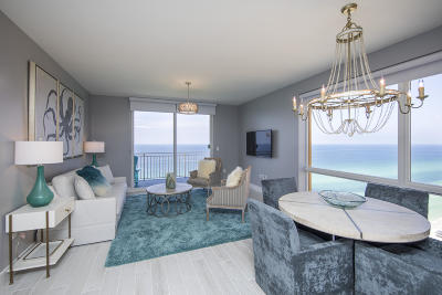 Panama City Beach Condo/Townhouse For Sale: 17729 Front Beach Road #1801E
