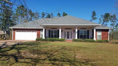 Panama City Single Family Home For Sale: 801 Clement Drive