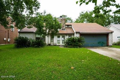 Bay County Single Family Home For Sale: 937 Agnes Scott Circle