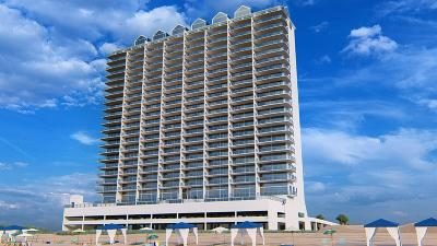 Panama City Beach Condo/Townhouse For Sale: 6161 Thomas Drive #418
