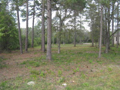 Panama City Residential Lots & Land For Sale: W Baldwin Road