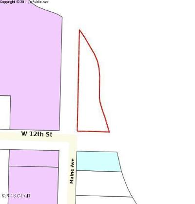 Bay County Residential Lots & Land For Sale: W 12th Street