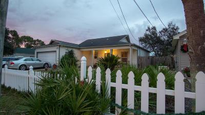 Panama City Beach Single Family Home For Sale: 121 S Wells Street