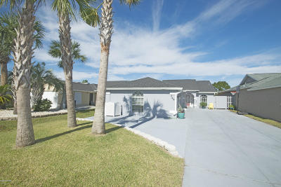 Panama City Single Family Home For Sale: 244 S Glades Trail