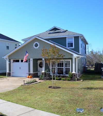 Panama City Single Family Home For Sale: 6111 Edith Stephens Drive