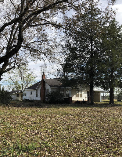 Holmes County Single Family Home For Sale: 1045 Coates Road