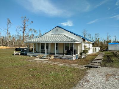Bay County Single Family Home For Sale: 5515 Highway 2297