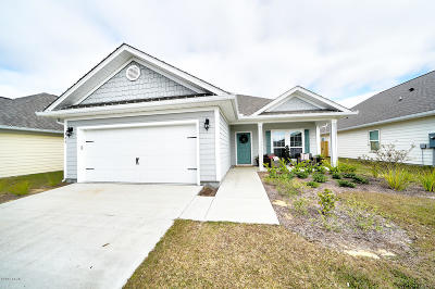 Bay County Single Family Home For Sale: 108 Redfish Way