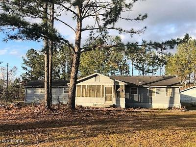 Single Family Home For Sale: 6796 Biscayne Road