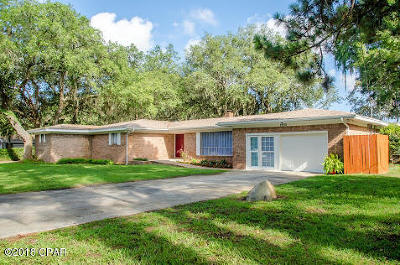 Panama City Single Family Home For Sale: 2630 Pretty Bayou Island Drive