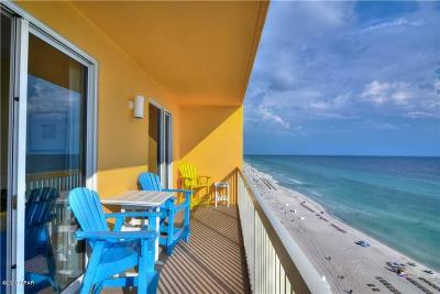 Calypso Towers I, Calypso Towers Ii Condo/Townhouse For Sale: 15817 Front Beach Road #1602 - I