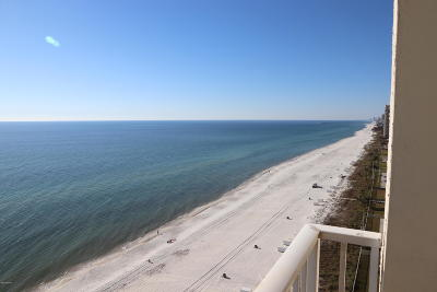 Panama City Beach Condo/Townhouse For Sale: 9900 Thomas Drive #1302