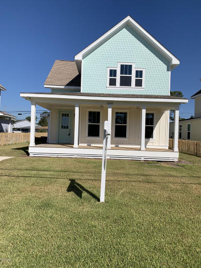 Single Family Home For Sale: 6322 N Lagoon Drive