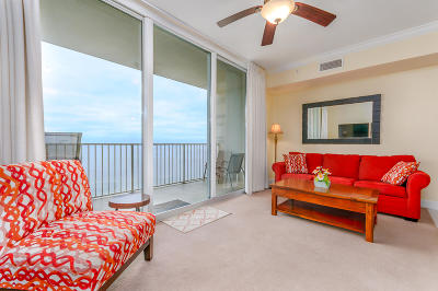 Panama City Beach Condo/Townhouse For Sale: 16819 Front Beach Road #2313