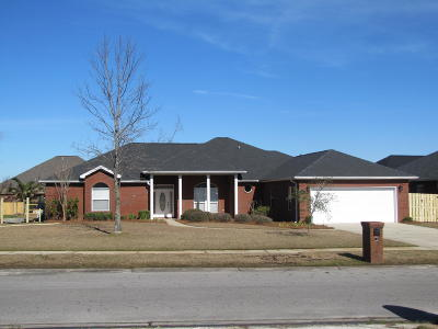 Lynn Haven Single Family Home For Sale: 110 Landings Drive