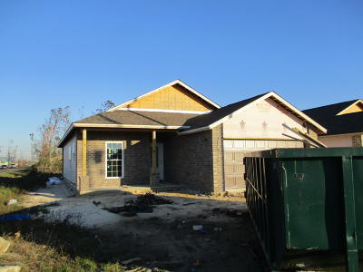 Lynn Haven, Lynn Haven Replat Single Family Home For Sale: 1401 Arkansas Avenue