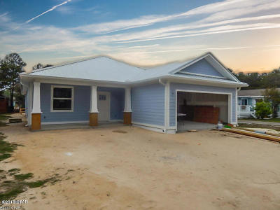 Panama City Single Family Home For Sale: 1043 Plantation Drive