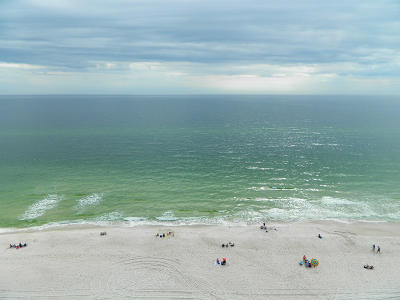 Panama City Beach FL Condo/Townhouse For Sale: $275,000