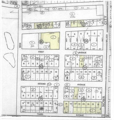 Holmes County Residential Lots & Land For Sale: First Avenue