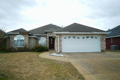 Single Family Home For Sale: 3023 Country Club Drive