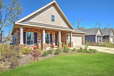 Lynn Haven Single Family Home For Sale: 1520 Wateroak Drive