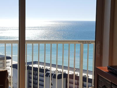 Grand Panama Beach Resort Condo/Townhouse For Sale: 11800 Front Beach 1108 Road #1108