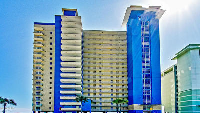 Panama City Beach Condo/Townhouse For Sale: 10713 Front Beach Road #701
