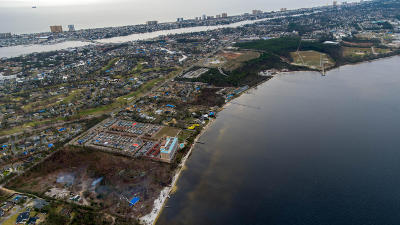 Panama City Beach Residential Lots & Land For Sale: 4600 Magnolia Beach Road