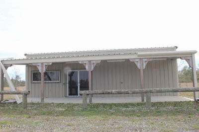 Calhoun County Single Family Home For Sale: 847 NW County Road 274