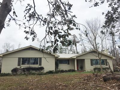 Jackson County Single Family Home For Sale: 3393 Fish Hatchery Road