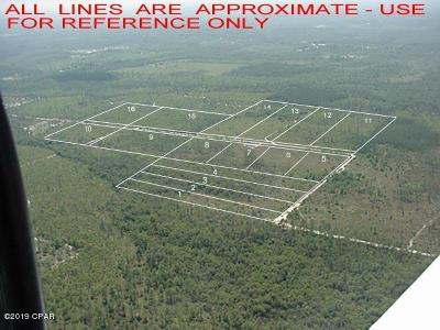 Marianna Residential Lots & Land For Sale: McChapel