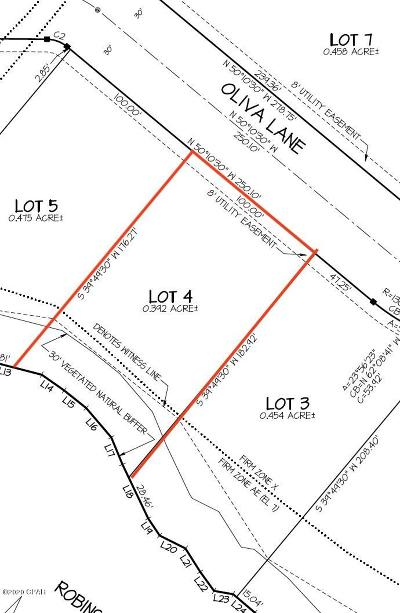 Bay County Residential Lots & Land For Sale: Lot 4 Frankford Avenue