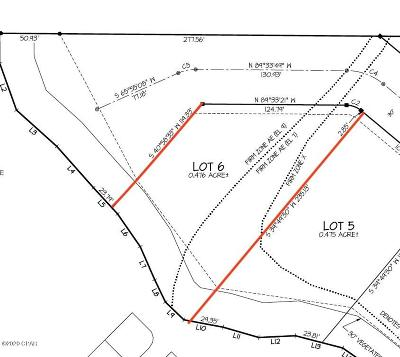 Bay County Residential Lots & Land For Sale: Lot 6 Frankford Avenue