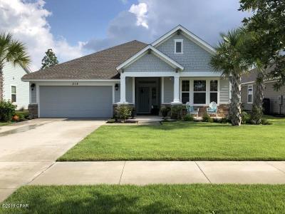 Breakfast Point Single Family Home For Sale: 312 Johnson Bayou Drive