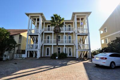 Santa Rosa Beach Condo/Townhouse For Sale: 613 Eastern Lake Road #7