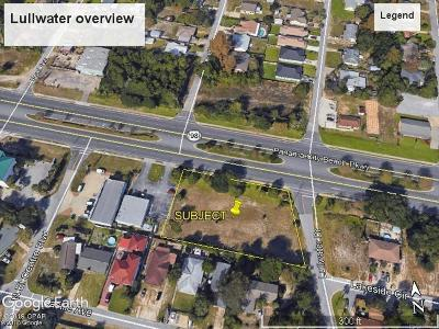 Commercial Lots & Land For Sale: 16813 Panama City Beach Parkway