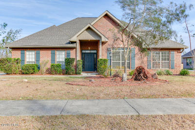 Panama City Single Family Home For Sale: 12808 Merial Waters Pass