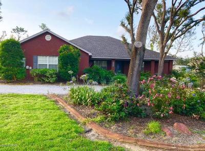 Panama City Single Family Home For Sale: 3929 Deerpoint Lake Drive