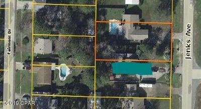 Bay County Residential Lots & Land For Sale: 2813 Jenks Avenue