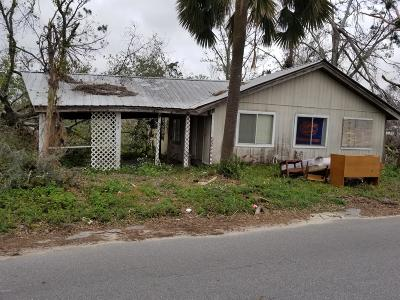 Bay County Single Family Home For Sale: 2013 Ball Park Road