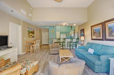 Panama City Beach Condo/Townhouse For Sale: 9900 S Thomas Drive #116