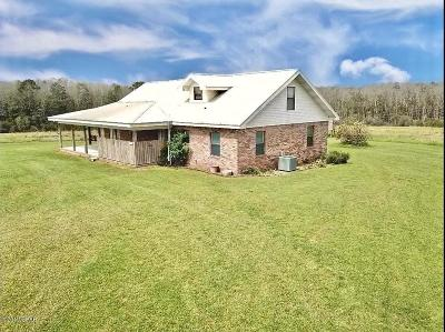 Holmes County Single Family Home For Sale: 2192 Happy Hollow Road