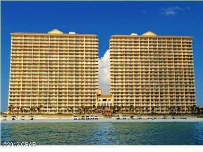 Calypso Towers I, Calypso Towers Ii Condo/Townhouse For Sale: 15817 Front Beach Road #705 W