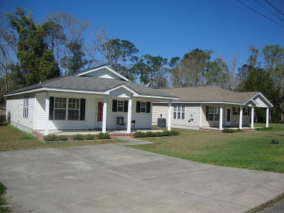 Holmes County Single Family Home For Sale: 305 & 309 N Rangeline Street