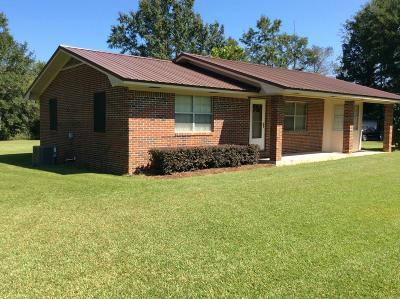 Jackson County Single Family Home For Sale: 2442 Syfrett Road