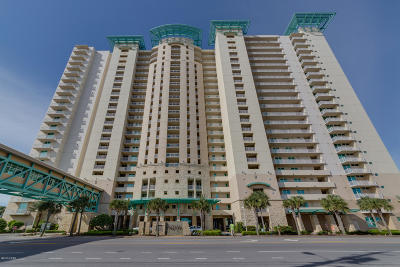 Panama City Beach Condo/Townhouse For Sale: 15625 Front Beach 1201 Road #1201