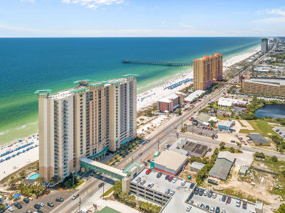 Panama City Beach Condo/Townhouse For Sale: 15625 Front Beach Road #1709