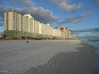 Panama City Beach Condo/Townhouse For Sale: 10517 Front Beach Road #1007