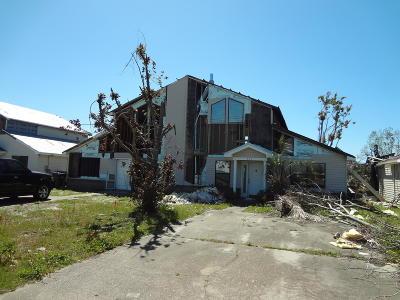 Lynn Haven Condo/Townhouse For Sale: 517 E 24th Street